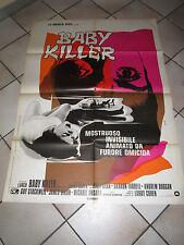 manifesto  BABY KILLER LARRY COHEN JOHN RYAN SHARON FARRELL