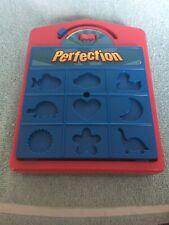 Hasbro  Perfection Beat the Clock Travel Game