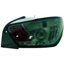 Coppia fari fanali posteriori TUNING SEAT IBIZA 08- 3pt, fume' nero, con LED su