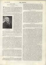1900 el señor Robert Gordon js Morgan roto Hill Ore fusión desacuerdos