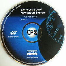 2003 2004 BMW X5 X3 Z4 M3 325i 330i 330ci 325xi 330xi Navigation High DVD Map