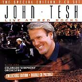 JOHN TESH - Live at Red Rocks 2 CD Set (Special Edition)