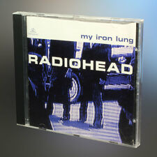 Radiohead - Mi Hierro Pulmón - música cd álbum