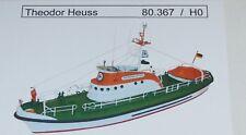 Artmaster 80.367 Rettungskreuzer Theodor Heuss H0 OVP Bausatz