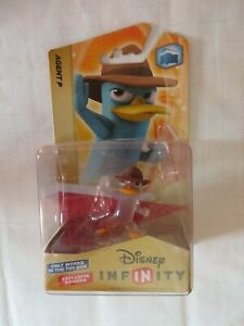 Disney Infinity Crystal Agent P Character Boxed Phineas & Ferb
