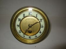 Antique French Clock Movement, Time only