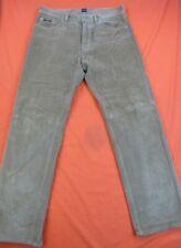 HUGO BOSS Jean Homme Taille 36 x 34 US - Modèle Arkansas1 Cotelé