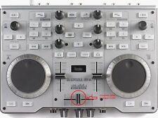 Hercules DJ Console MK4 Virtual DJ ( 1 Crossfader defekt ) Sonst gut