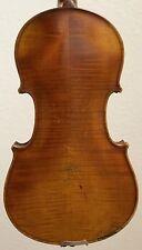old violin 4/4 geige viola cello fiddle label NICOLAUS GAGLIANO