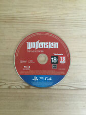 Wolfenstein The New Order for PS4 *Disc Only*