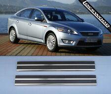 Ford Mondeo MK4 2007 - 2014 Sill Protector / Kick Plates