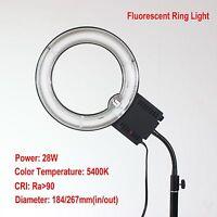Ring Light Nanguang NG-28C Fluorescent Ring Light 5400K for Photography Video