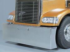 Aluminum Bumper Guard for Tamiya RC 1/14 Knight King Hauler Semi Tractor Truck