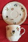Villeroy & Boch Porzellan PETIT FLEUR Tee Tasse mit Untertasse - top gepflegt