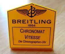 BREITLING AUFSTELLER CHRONOMAT VITESSE DIE CHRONOGRAPHEN UHR I225