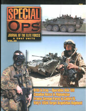 CONCORD SPECIAL OPS 40 BRITISH ARMY IRAQ_CANADIANS AFGHANISTAN_ITALY 185TH FOLGO