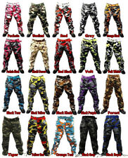 CAMO CARGO PANTS ACCESS (STREET/ALL PRO)  DIFFERENT COLORS