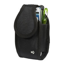 Nite Ize Cargo Clip Case Rugged Holster Wide Load- Black