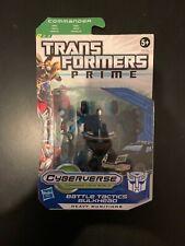 Battle Tactics Bulkhead Transformers Prime Legion Class Cyberverse Brand New