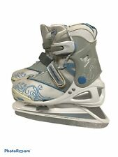 Bladerunner Phaser G Ice Skates Ladies Adjustable Size 4-7
