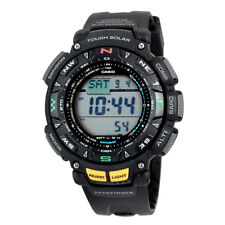 Casio Pro Trek Men's Pathfinder Triple Sensor Sport Resin Watch PAG240-1