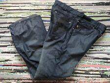 DC Blue Denim jeans Snowboard or ski insulated Pants . Men's xl