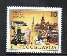 YUGOSLAVIA MNH 1992 SG2818 CENTENARY OF TELEPHONE SERVICE