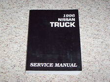 1995 Nissan Pickup Truck Shop Service Repair Manual XE SE King Cab 2.4L 3.0L V6
