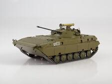 Scale model tank 1:43, BMP-2D