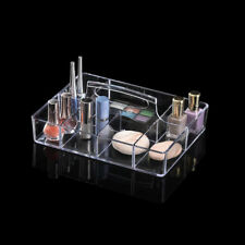 NEW! OnDisplay DELUXE MAKEUP/JEWELRY ORGANIZER-LARGE ACRYLIC TRAY FOR MAKEUP