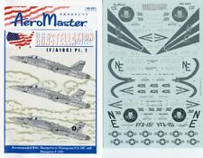 Aero Master Decals 1:48 US Constellation 2001 F/A-18C Pt.I #48-561