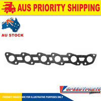 JC653 EXHAUST TURBO MANIFOLD GASKET FOR NISSAN RB30 COMMODORE SKYLINE R31 PAT...