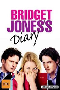 Bridget Jones's Diary DVD - Region 4 Australia
