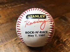 Stanley Tool New Britain CT Rock Cats / Rock-N'-Race May 1997 V Baseball