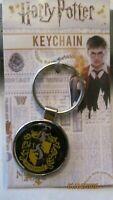 Harry Potter HUFFLEPUFF keychain Keyring