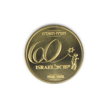 Israels 60th Anniversary Greeting Token 2008 Collectible Special price