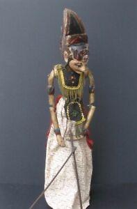 Marionnette Wayang Golek, Java Indonésie