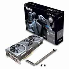8GB Sapphire Radeon RX Vega 64 Nitro+ Aktiv PCIe 3.0 x16 (Full Retail)