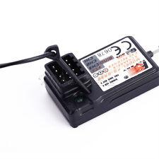 RC FlySky FS-GR3E  Remote Control 2.4G 3CH Transmitter GT2 GT3C Sender Auto Boot