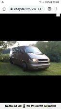 VW T4/ Fenster Bulli mit LKW Zulassung/ 2,5TDI/ Camper Umbau geeignet/ TÜV 07/21