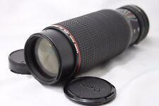 Canon Zoom New FD NFD 100-300mm 1:5.6 L Lens w/cap  **Very Good** #B002b