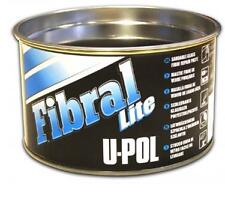 UPOL UP0766 FIBRAL LITE Lightweight Sandable FiberGlass Repair(Quart)Upol-UP0766