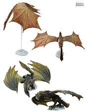 Game of Thrones Dragons Rhaegal & Viserion v2 Figure McFarlane Toys IN STOCK