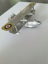 DINKY TOYS 60H SINGAPORE FLYING BOAT 1940