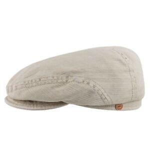 MAYSER UV80 Flatcap - Schiebermütze in 100% Baumwolle Sonnenschutz Cap - rollbar