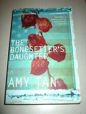 The Bonesetter's Daughter/Amy Tan/Joy Luck Club/Kitchen God's Wife/Secret Senses