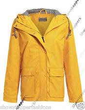 NUEVO Impermeable Festival MAC MUJER PVC chaqueta talla 10 12 14 16 18