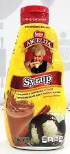 Nestle Abuelita Chocolate Cinnamon Flavored Syrup 16 oz