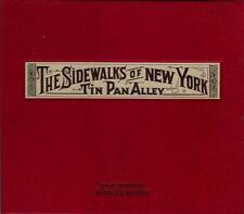THE SIDEWALKS OF NEW YORK  Tin Pan Alley  Booklet    ( 27 Great Tracks )  Mint