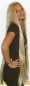 Super long straight Wig - Godiva